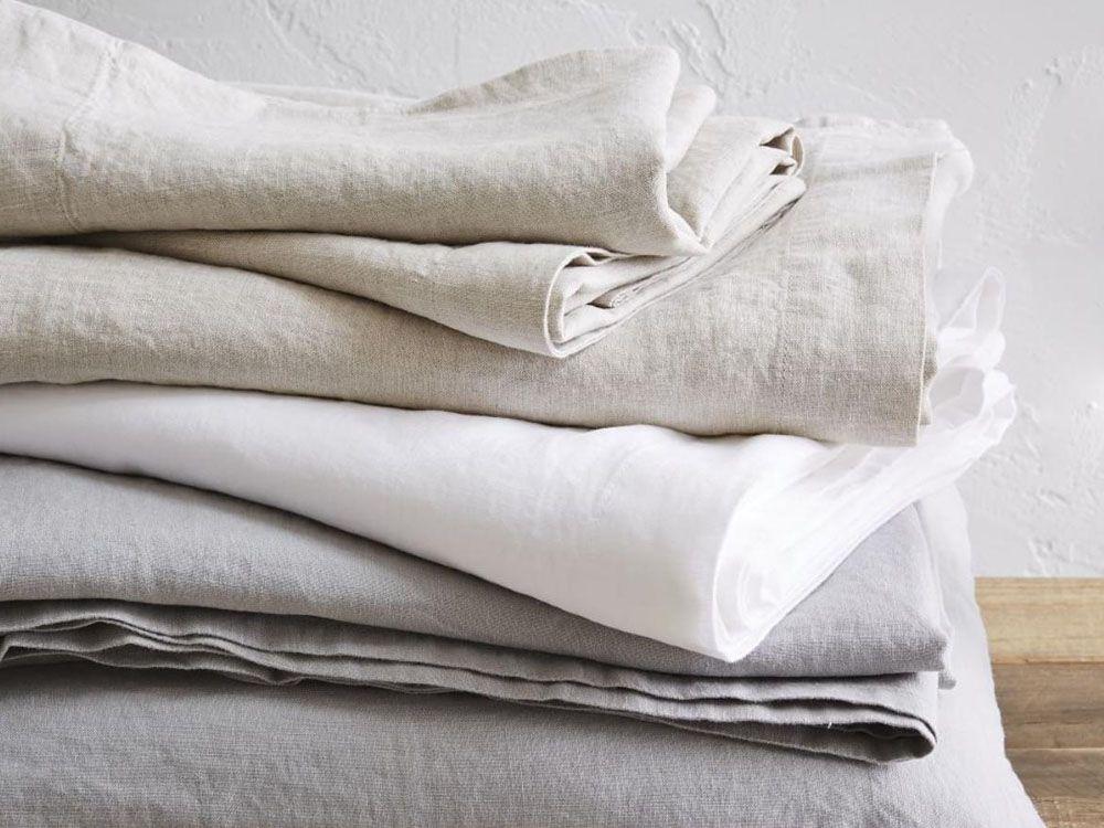 linen pressing